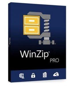 WinZip Pro Crack 26 & Full Activation Code Latest Version 2022