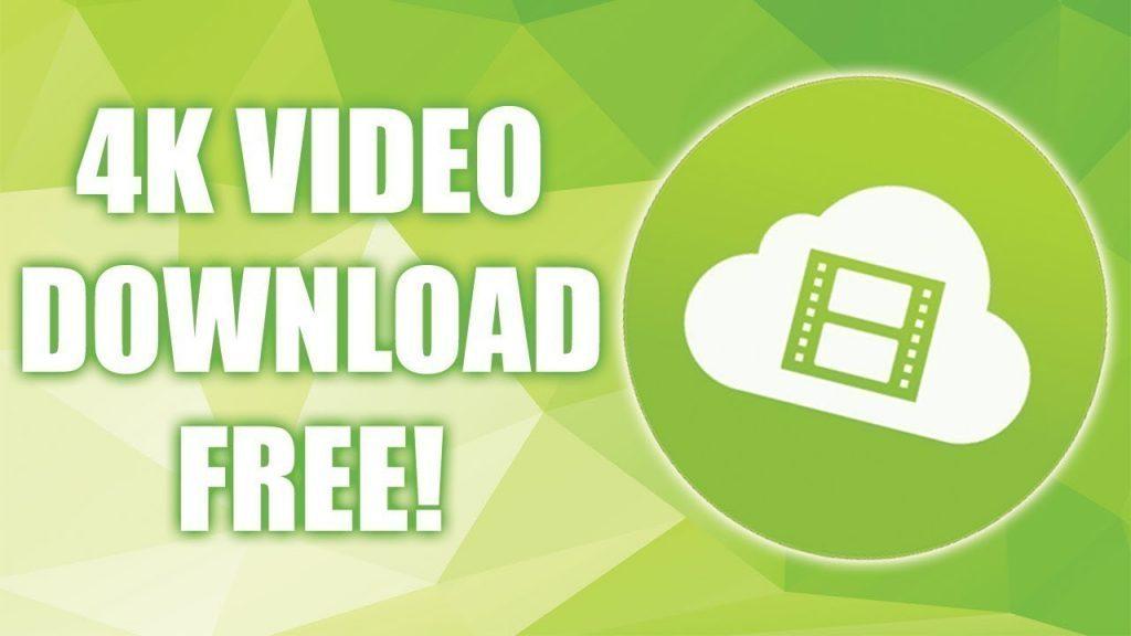 4K Video Downloader 4.13.2.3860 With Crack Download [Latest] Version 2021