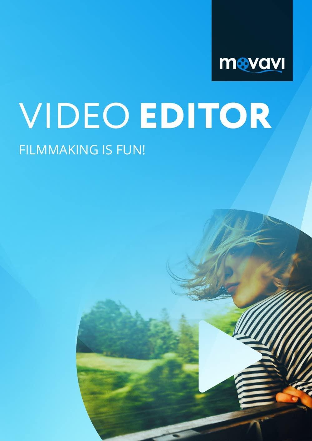 Movavi Video Editor 21.1.0 + Activation Key Free Download 2021
