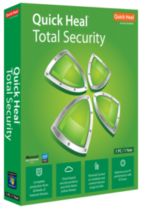 Quick Heal Total Security 2021 Crack + License Key [Latest 2021]