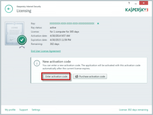 Kaspersky Anti-Virus 2021 Crack & Activation Code {Latest Version}