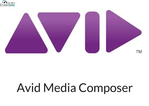 Avid Media Composer 20.10.0 Crack 2021 License Key Latest Version