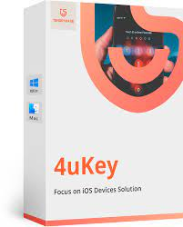 Tenorshare 4uKey 2.4.1 Crack With Registration Code till 2050