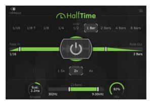 Halftime VST Crack 1.1.2 With Keygen Latest Version Download 2022