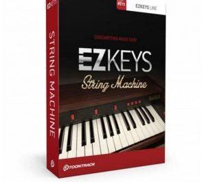 Toontrack EZkeys Complete Crack 1.3.0 Mac & Windows Latest